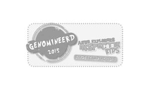 Genomineerd 2015