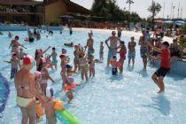 Mini club: Animazione in piscina