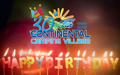 Happy birthday Continental + 30! 1989-2019