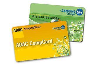 Adac Campcard - Camping Key Europe