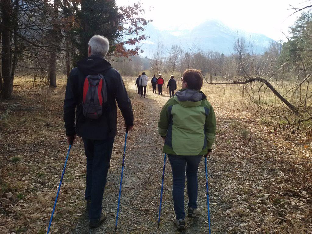 Nordic walking Lago Maggiore
